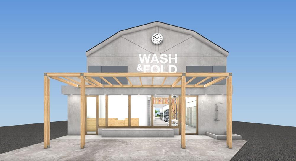 WASH&FOLD 葉山店
