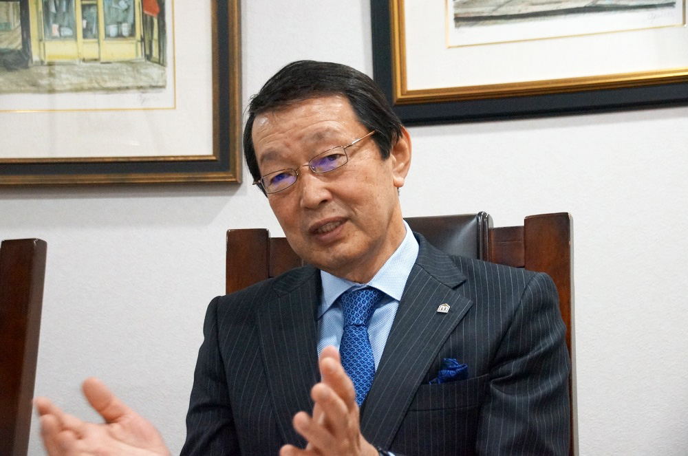 ミニメイド・サービス代表 山田長司氏