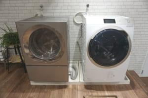 ななめドラム洗濯乾燥機「NA-VG2400」「NA-VX900A」
