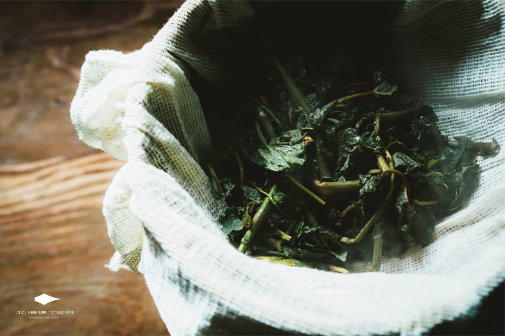 北海道TEA ワインブドウティー2