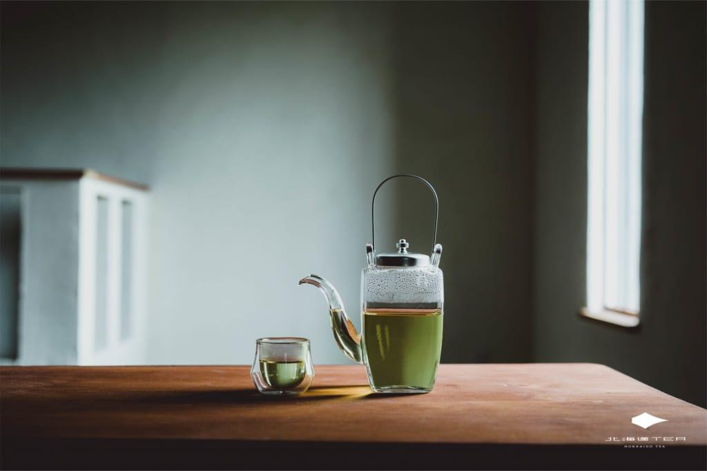 北海道TEA ワインブドウティー3