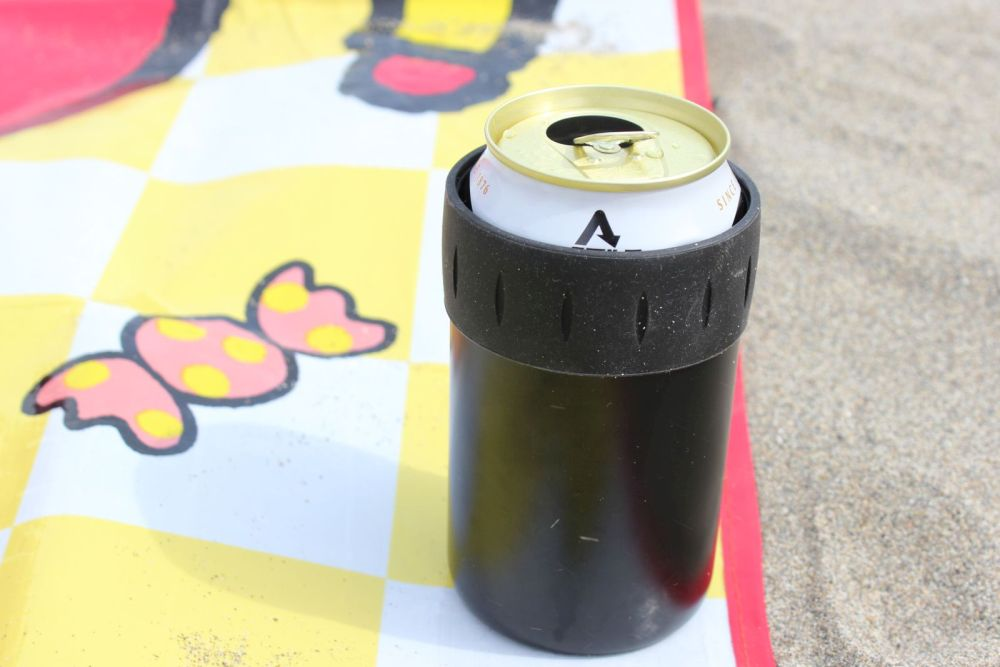 缶のスリーブ