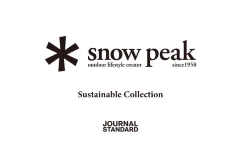 Snow Peakx JOURNAL STANDARD